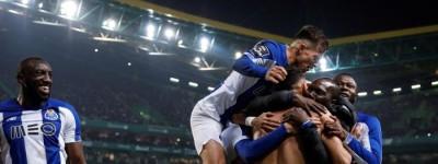 Com gol de Brasileiro Porto vence clássico contra o Sporting e encerra jejum no Alvalade