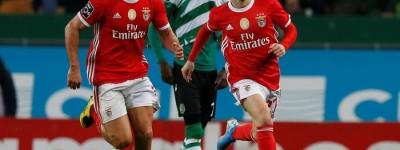 Com jogada do brasileiro Carlos Vinícius Rafa Silva anota gol e dá vitória ao Benfica !