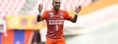 Maior artilheiro no Japão em 2019 , brasileiro acerta ida para o Urawa Red Diamonds