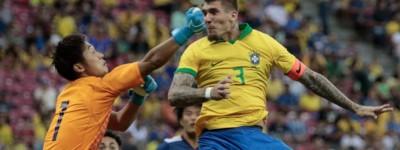 Seleção Brasileira sub-23,inicia sonho do bi-campeonato olímpico,'rumo a Tóquio'!