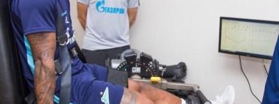 Sem jogar desde agosto,Brasielro faz tratamento em Centro da Fifa em Dubai !
