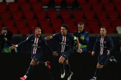 'Fim da Maldição' Com gol de Brasileiro PSG vence,passa de fase e contraria retrospecto !