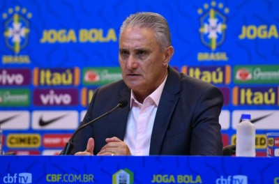 Tite anuncia lista de convocados com 3 atletas de atual campeão Brasileiro !