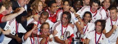 Brasileiro comemora 17 anos de sua única Liga dos Campeões, pelo Milan em 2003: