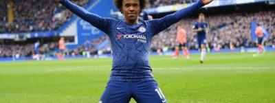 Técnico do Chelsea defende a permanência de Brasileiro até o fim do Campeonato Inglês