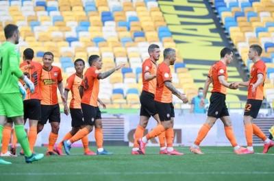 Com 10 brasileiros relacionados, time de Donetsk vence fácil com show de brasileiros !