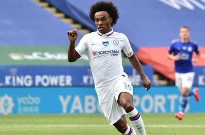 Com assistência e boa atuação de Brasileiro,Chelsea vence novamente !