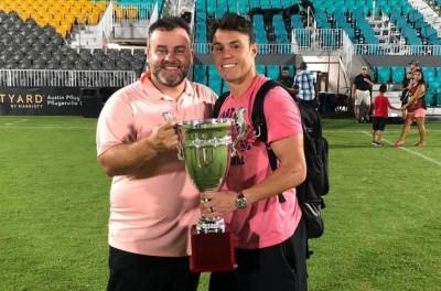 Estoril negocia com técnico brasileiro Marcelo Serrano, atualmente nos Estados Unidos