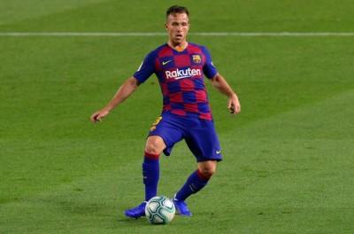 Goiás espera lucrar quase R$ 4 milhões com venda de brasileiro do Barça para a Juventus