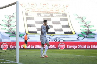 Melhor goleiro do Português,Brasileiro defende Boavista, encara Porto e vislumbra Benfica