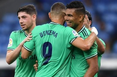 Volante Brasileiro anota salva Real e se torna peça indispensável na equipe !