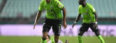 Brasileiro ex-timão faz hat-trick em 20 minutos e brilha em goleada do Jeonbuk na Coreia !