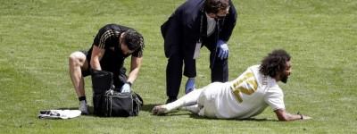 Brasileiro vai perder reta final do Campeonato Espanhol por lesão na coxa esquerda !