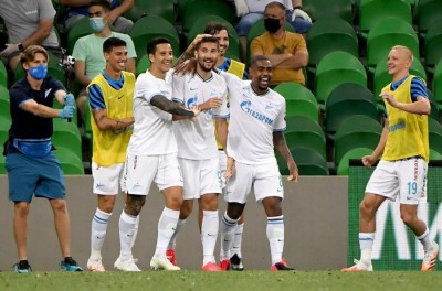 Com Brasileiros de titulares, time de São Petersburgo conquista segundo título consecutivo