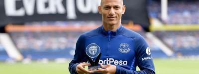 Brasileiro, atacante do Everton fica feliz com o reconhecimento e diz: