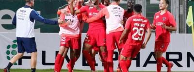 Brasileiro 'desconhecido' vive dia de herói e dá classificação a time da Dinamarca !