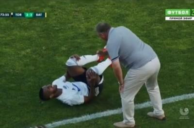 ''Brincadeira aqui não ''Brasileiro faz drible foquinha e recebe bronca do seu técnico !