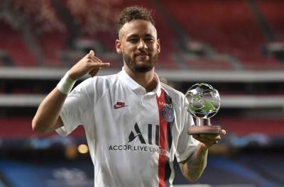 Com atuação de gala Neymar constrói o maior protagonismo de um'brazuca' já visto na Europa