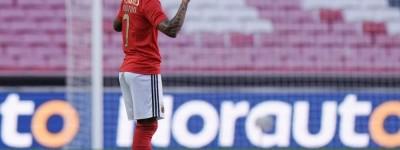 Com gol de Brasileiro  Everton Cebolinha, Benfica vence amistoso contra o Bournemouth !