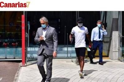 'Deplorável',brasileiro passa a noite detido acusado de violência de gênero !