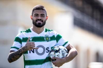 Sporting anuncia contratação do atacante Brasileiro Bruno Tabata !