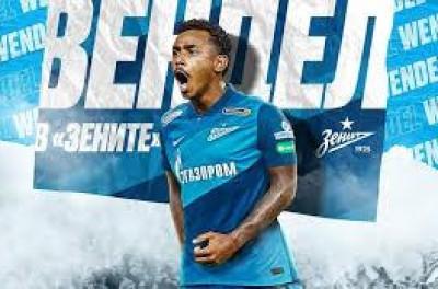 Agora no Zenit,Brasileiro fala em chegar à Seleção e confia em boa campanha na Champions
