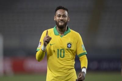Após ser superado na artilharia da Seleção por Neymar ,Ronaldo manda recado