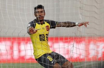 Artilheiro do Guangzhou,Brasileiro busca novo título em ano de incertezas e isolamento