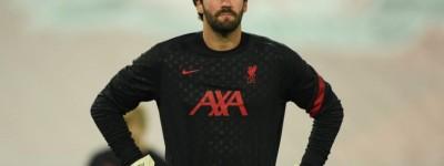 Brasileiro Alisson celebra retorno ao Liverpool após lesão: 'É bom estar de volta' !