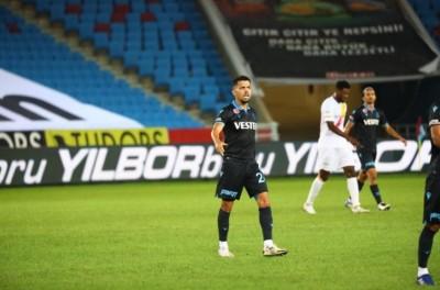 Brasileiro do Trabzonspor projeta duelo com vice-líder na Turquia ''Somos grande ''
