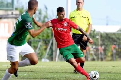 Brasileiro espera crescer de produção no Marítimo na temporada !