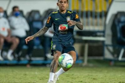 Em boa fase no Shakhtar, Brasileiro espera repetir sucesso na Seleção !