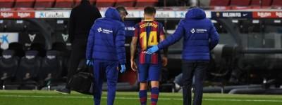 Após lesão ,Brasileiro do Barça tem cirurgia prevista para 1º de janeiro em Barcelona !