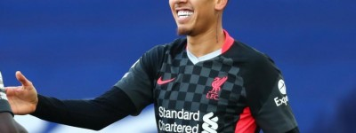 Brasileiro comemora boa fase no Liverpool: