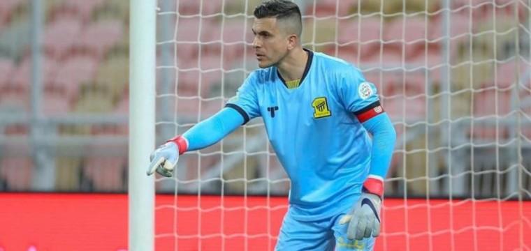 Brasileiro Marcelo Grohe repete feito e é eleito o melhor de dezembro na Arábia !