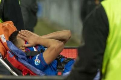 Brasileiro sofre grave lesão e não joga mais pelo Basel na temporada