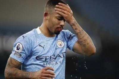 Manchester City joga mal empata com lanterna e Brasileiro sai do jogo Chateado !