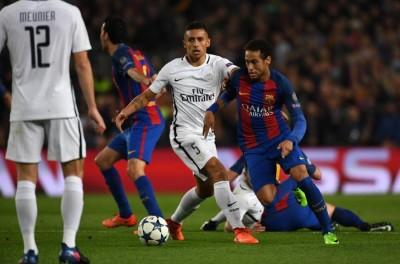 Zagueiro Brasileiro cita  trunfo para PSG x Barcelona e diz