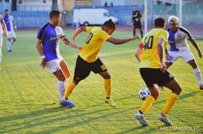 Em alta no Chipre, Brasileiro Danilo está focado em fase de qualificação da Liga Europa