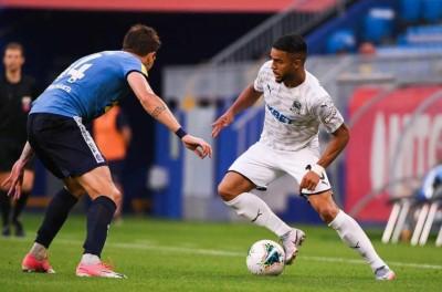 Meio-campista Brasileiro Wanderson espera fazer grande temporada no Krasnodar