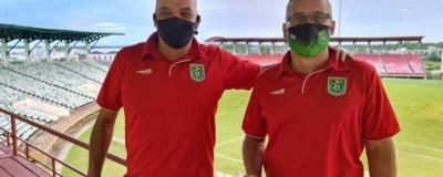 Treinador Brasileiro em Guiana Francesa  comenta reta final da eliminatórias da CONCAC!
