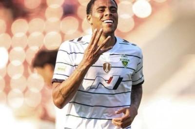 Brasileiro faz quatro em goleada do Jeonbuk na Coreia do Sul e faz história !