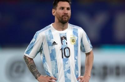 Craque Argentino repudia copa América no Brasil ''Um risco para todos'' !