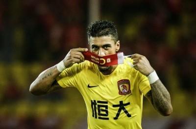 Paulinho rescinde contrato com o chinês Guangzhou e diz ''foi por conta da pandemia''