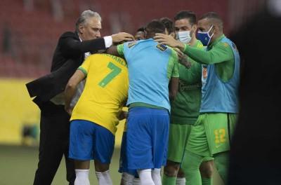 ''Sabonetada Master''Seleção Brasileira recua e decide disputar copa América !