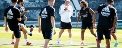 Após 10 dias de treino, Ancelotti exalta