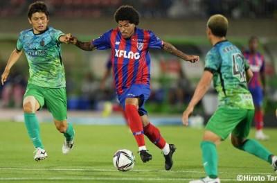 F.C Tókio , volta à vencer com ajuda de brasileiro e J-League ainda está em aberto !