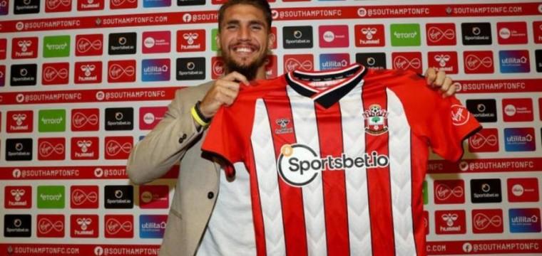 Apelidado de Gorila,zagueiro brasileiro é o novo reforço do Southampton !