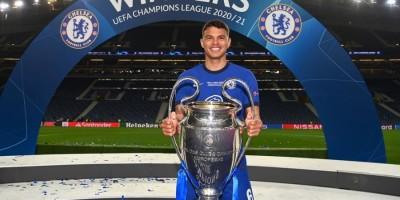 Brasileiro do Chelsea brinca sobre favoritos e diz
