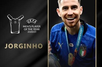 Brasileiro é eleito o melhor jogador da Europa na temporada 2020/21,diz''jamais imaginei''